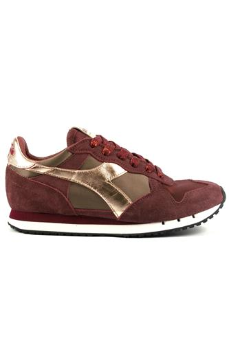 Diadora Patrimoine Tridents W Faible Satin Bas-tops Et Baskets Ic4wjevD86